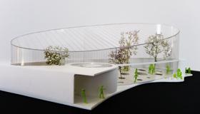 Botanisches Glashaus